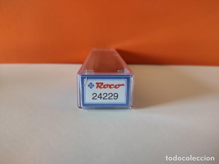 Trenes Escala: ROCO N VAGON PASAJEROS 2ª CLASE DB REF. 24229 - Foto 2 - 277131898