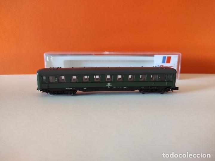 Trenes Escala: ROCO N VAGON PASAJEROS 2ª CLASE DB REF. 24229 - Foto 3 - 277131898