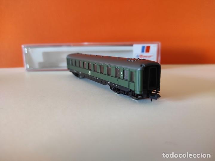 Trenes Escala: ROCO N VAGON PASAJEROS 2ª CLASE DB REF. 24229 - Foto 4 - 277131898
