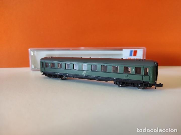 Trenes Escala: ROCO N VAGON PASAJEROS 2ª CLASE DB REF. 24229 - Foto 5 - 277131898