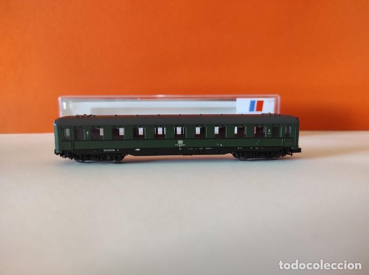 Trenes Escala: ROCO N VAGON PASAJEROS 2ª CLASE DB REF. 24229 - Foto 6 - 277131898