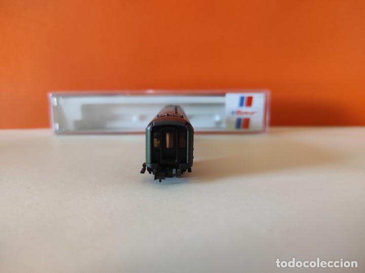 Trenes Escala: ROCO N VAGON PASAJEROS 2ª CLASE DB REF. 24229 - Foto 7 - 277131898