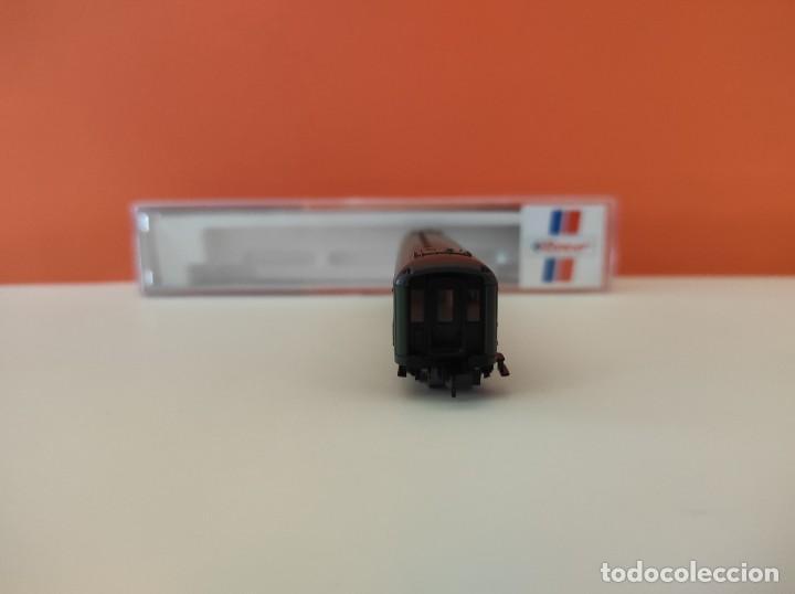 Trenes Escala: ROCO N VAGON PASAJEROS 2ª CLASE DB REF. 24229 - Foto 8 - 277131898