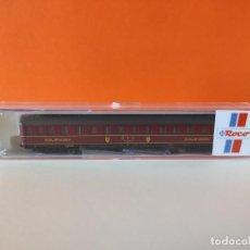 Trenes Escala: ROCO N VAGON PASAJEROS COCHE CAMA DGS REF. 24239. Lote 277134388