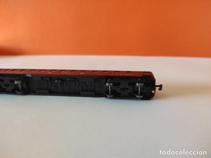 Trenes Escala: ROCO N VAGON PASAJEROS COCHE CAMA DGS REF. 24239 - Foto 12 - 277134388