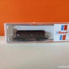 Trenes Escala: ROCO N VAGON MERCANCIAS SNCF REF. 25550. Lote 277137313