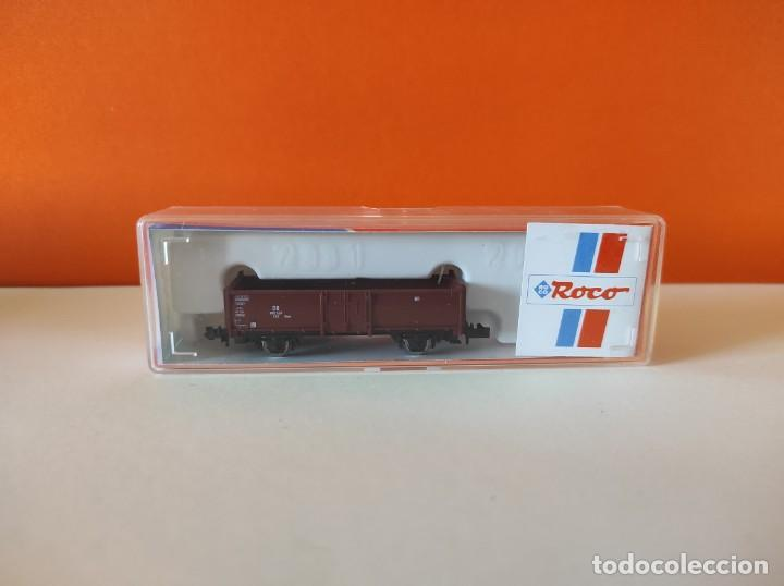 ROCO N VAGON MERCANCIAS DB REF. 25551 (Juguetes - Trenes a Escala N - Roco N)