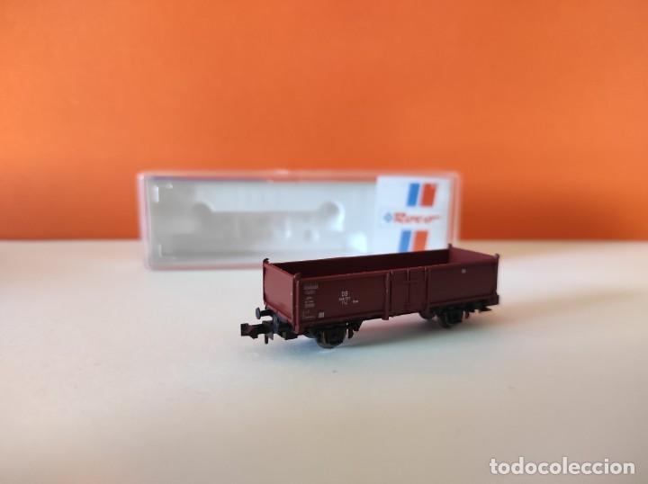 Trenes Escala: ROCO N VAGON MERCANCIAS DB REF. 25551 - Foto 5 - 277137968
