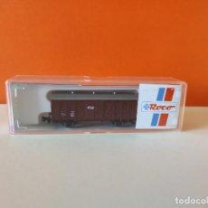 Comboios Escala: ROCO N VAGON MERCANCIAS RENFE REF. 25437. Lote 277139233