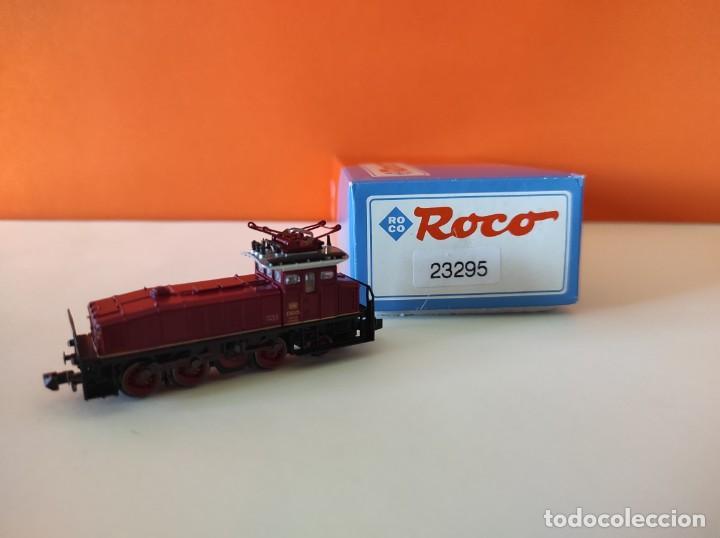 ROCO N LOCOMOTORA ELECTRICA DB REF 23295 (Juguetes - Trenes a Escala N - Roco N)