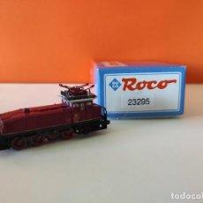 Trenes Escala: ROCO N LOCOMOTORA ELECTRICA DB REF 23295. Lote 277171633