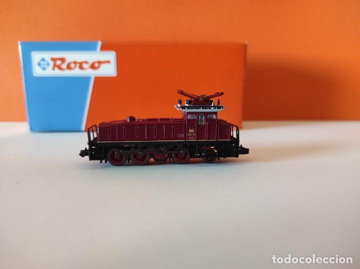 Trenes Escala: ROCO N LOCOMOTORA ELECTRICA DB REF 23295 - Foto 3 - 277171633