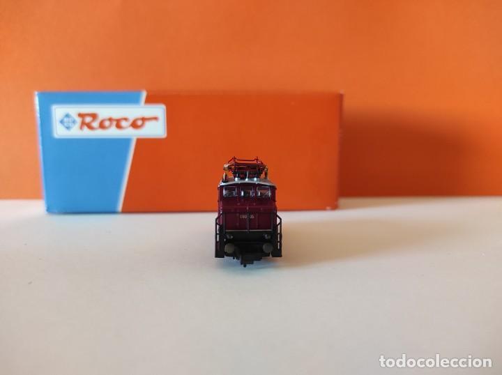 Trenes Escala: ROCO N LOCOMOTORA ELECTRICA DB REF 23295 - Foto 4 - 277171633