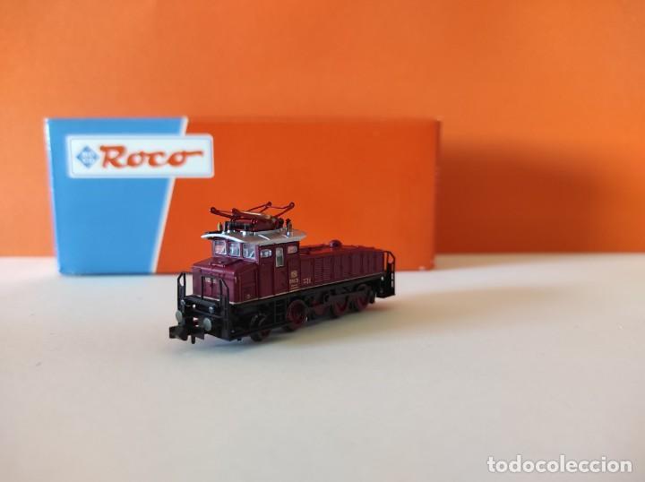 Trenes Escala: ROCO N LOCOMOTORA ELECTRICA DB REF 23295 - Foto 5 - 277171633