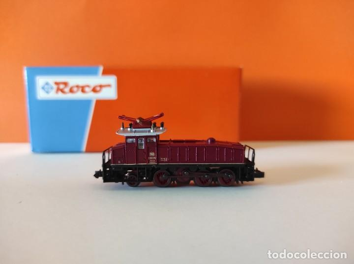 Trenes Escala: ROCO N LOCOMOTORA ELECTRICA DB REF 23295 - Foto 6 - 277171633