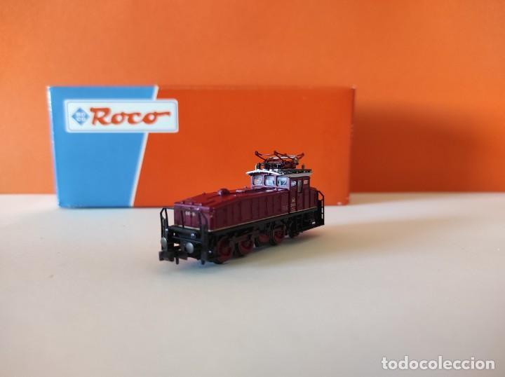 Trenes Escala: ROCO N LOCOMOTORA ELECTRICA DB REF 23295 - Foto 8 - 277171633