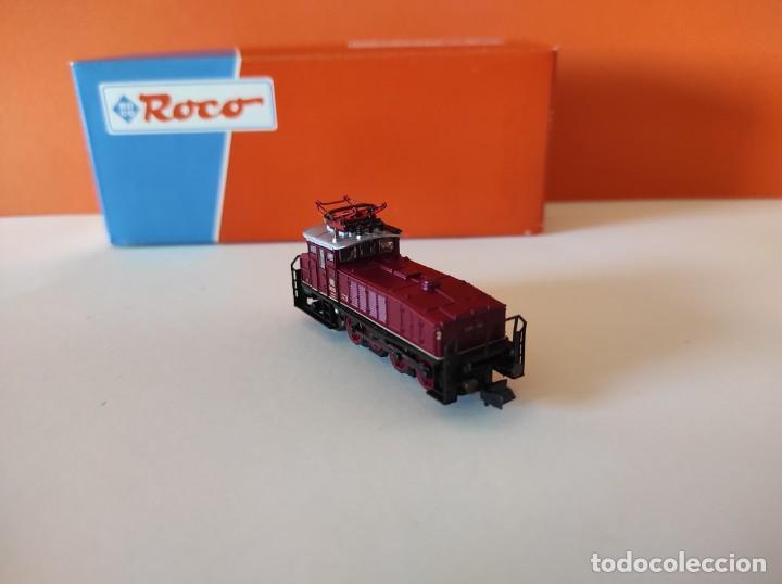 Trenes Escala: ROCO N LOCOMOTORA ELECTRICA DB REF 23295 - Foto 9 - 277171633