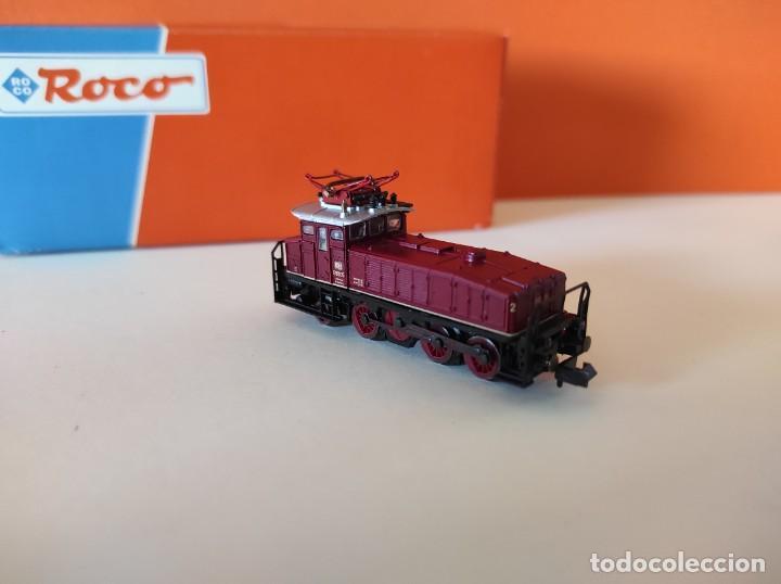 Trenes Escala: ROCO N LOCOMOTORA ELECTRICA DB REF 23295 - Foto 10 - 277171633
