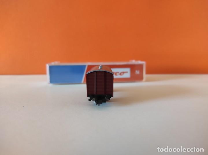 Trenes Escala: ROCO N VAGON MERCANCIAS RENFE REF. 25437 - Foto 5 - 277250223