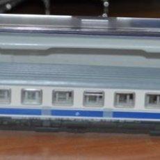 Trenes Escala: COCHE DE VIAJEROS 4 EJES TURISTA GRANDES LÍNEAS RENFE ROCO, REF. 24363. ESC. N COMPATIBLE IBERTREN. Lote 280573828