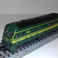 Trains Échelle: ROCO N LOCOMOTORA DIÉSEL 5924 -- L50-151 (CON COMPRA DE 5 LOTES O MAS, ENVÍO GRATIS). Lote 284414913