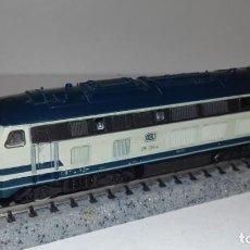 Trains Échelle: ROCO N LOCOMOTORA DIESEL BR 215 036 -- L50-153 (CON COMPRA DE 5 LOTES O MAS, ENVÍO GRATIS). Lote 284626768