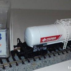 Trenes Escala: ROCO N CISTERNA 4 EJES CEPSA 25518 -- L51-018 (CON COMPRA DE 5 LOTES O MAS, ENVÍO GRATIS). Lote 286872683