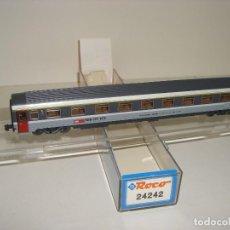 Trenes Escala: ROCO N SBB PASAJEROS 1ª REF 24242 -- L21-203 (CON COMPRA DE 5 LOTES O MAS, ENVÍO GRATIS). Lote 287340283