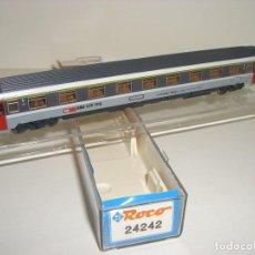 Trenes Escala: ROCO N SBB PASAJEROS 1ª REF 24242 -- L21-204 (CON COMPRA DE 5 LOTES O MAS, ENVÍO GRATIS). Lote 287340483