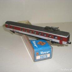 Trenes Escala: ROCO N SBB RESTAURANTE REF 24276 -- L21-205 (CON COMPRA DE 5 LOTES O MAS, ENVÍO GRATIS). Lote 287340708