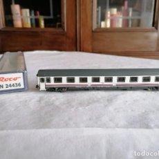 Trenes Escala: ROCO N 24436 VAGÓN PASAJEROS 1ª CLASE SERIE 10000 NUEVO OVP. Lote 287621288