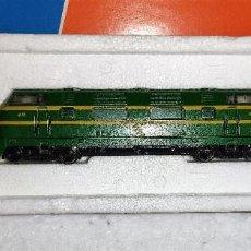 Trenes Escala: LOMOTORA DIESEL RENFE ROCO 23288.1 EN EXCELENTE ESTADO. Lote 288433258
