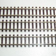 Trenes Escala: LOTE DE 3 VIAS RECTAS ROCO ESCALA N REF 22203 A ESTRENAR. Lote 289202653