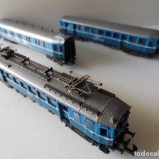 Trenes Escala: ELECTROTREN ROCO UT433 + REGALO VAGON ROCO ESCALA N. Lote 288981963