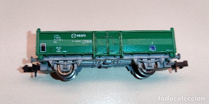 Trenes Escala: VAGON DE CARGA DE ROCO REF: 25407 EN MUY BUEN ESTADO - Foto 4 - 289466533