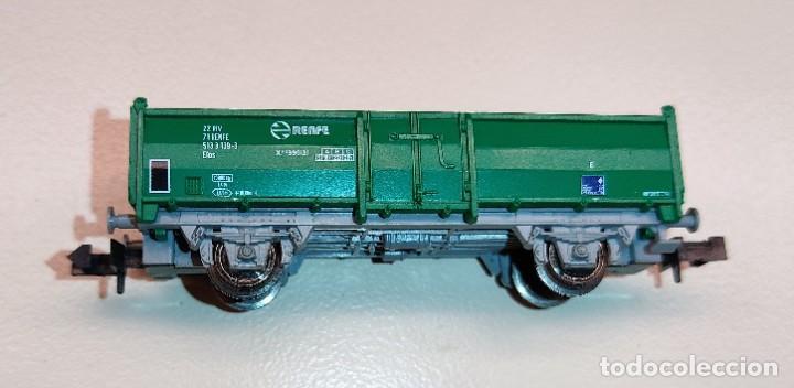 Trenes Escala: VAGON DE CARGA DE ROCO REF: 25407 EN MUY BUEN ESTADO - Foto 5 - 289466533