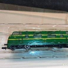 Trenes Escala: LOCOMOTORA ROCO RENFE 4001 ORIGINAL. Lote 291238998