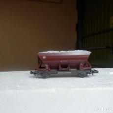 Trenes Escala: VAGÓN TOLVA ESCALA N DE ROCO. Lote 293873058