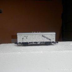 Trenes Escala: VAGÓN CERRADO ESCALA N DE ROCO. Lote 293889153