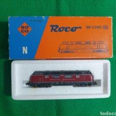 Trenes Escala: MAQUINA DE TREN ROCO ESCALA N. Lote 294441173
