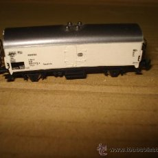 Trenes Escala: VAGON FRIGORIFICO DE MARKLIN MINI-CLUB EN ESCALA Z.. Lote 21050387