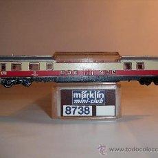 Trenes Escala: MARKLIN Z 8738 COCHES TEE , DB , PLATAFORMA DE OBSERVACIÓN (10055-490). Lote 34410617