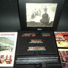 Trenes Escala: MINITRAINS 1/220 ORIENT-EXPRESS.. Lote 39038681