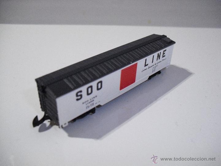 Trenes Escala: MARKLIN MINI-CLUB 8223 VAGON DE MERCANCIAS S00 LINE 114368 (NUEVO) - Foto 3 - 39463068