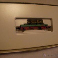 Trenes Escala: ANTIGUO VAGON DE TREN MARKLIN EDICION ESPECIAL. Lote 39995643