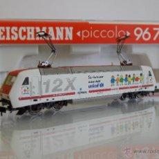 Trenes Escala: FLEISCHMANN 967312 E 128 12 X UNICEF N / G731 PICCOLO MARKLIN. Lote 44656159