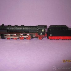 Trenes Escala: DESCATALOGADA LOCOMOTORA A VAPOR DB 41 EN 1-4-1 EJES EN ESCALA *Z* DE MÄRKLIN MINI CLUB. Lote 58202977