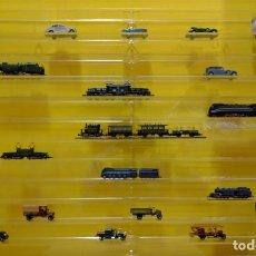 Trenes Escala: VITRINA DE METACRILATO NUEVA PARA TRENES DE ESCALAS Z Y N. Lote 64760983