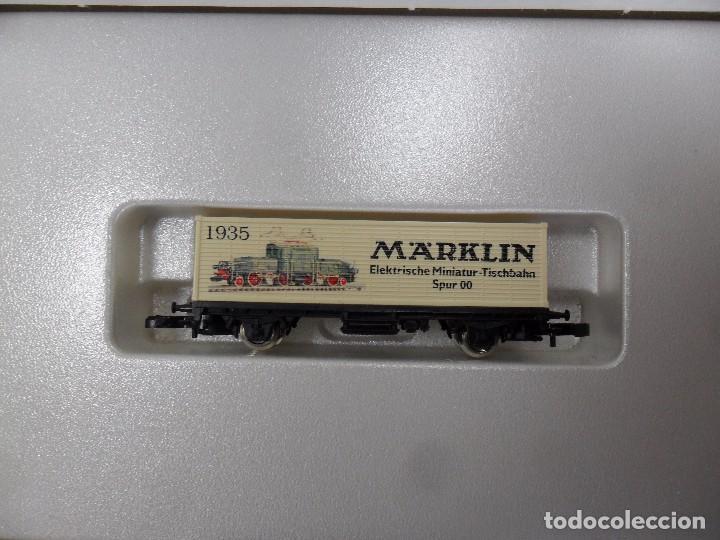 Trenes Escala: MARKLIN MINI-CLUB Z- Edición especial - Pack original completo - Foto 2 - 71401519