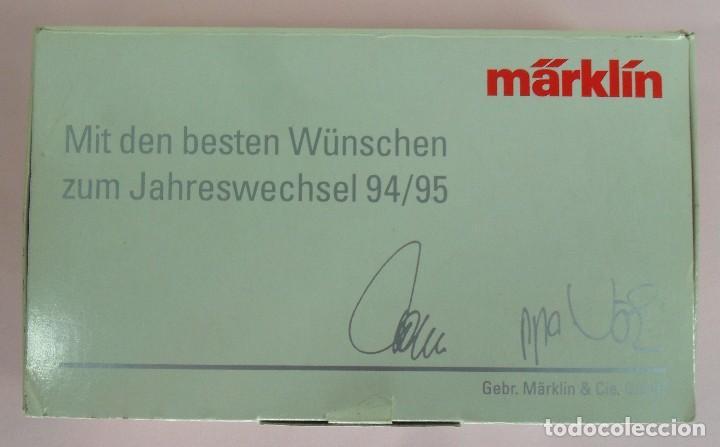 Trenes Escala: MARKLIN MINI-CLUB Z- Edición especial - Pack original completo - Foto 3 - 71401519